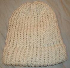 """Adult stocking cap has a 9"""" diameter, and 8 to 8 1/2"""" from top to bottom.  Features a 2 1/2"""" brim. These stocking cap(s) are all hand knitted. Beanie hats are handmade out of 2 strands of #4 medium, 100% Acrylic yarn.   Shop this product here: http://spreesy.com/SJAWoodDesign/55   Shop all of our products at http://spreesy.com/SJAWoodDesign      Pinterest selling powered by Spreesy.com"""