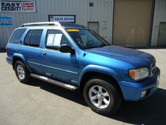 Come to Highway Motors in Chico for a great used SUV like this 2003 Nissan…