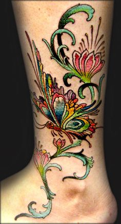Fibromyalgia on pinterest butterfly tattoos preterm - Brown butterfly meaning money ...
