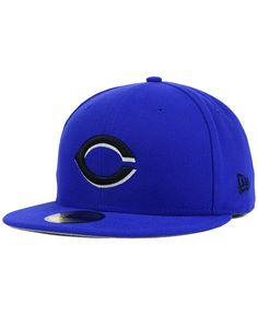 New Era Cincinnati Reds C-Dub 59FIFTY Cap