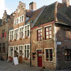 Ghent, Patershol, Flanders