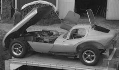 Interesting Cheetah kit. Bill Thomas Motors, BTM, Chevy