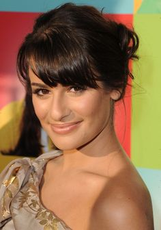 The Beauty Evolution of Lea Michele | Teen Vogue