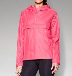 Women's UA Storm Pop Over Jacket