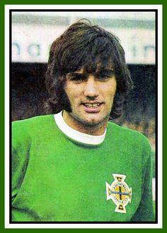 George Best Northern Ireland.....