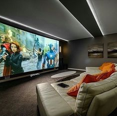 movie theater Fresh living room theater movies today on this favorite site Living Room Home Theater, Home Theater Room Design, Living Room Theaters, Movie Theater Rooms, Home Cinema Room, Home Theater Setup, Best Home Theater, Home Theater Seating, Attic Theater