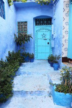 Chefchaouen, Morocco شفشاون، المغرب www.batuta.com