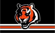 Cincinnati Bengals flag 3x5ft polyester digital printing banner with 2 Metal Grommets 100D free shipping