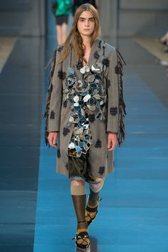 See every look from Maison Margiela's Fall 2015 Couture collection