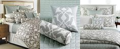 Barbara Barry Poetical Duvet Collection