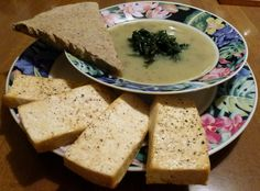 Creamy Potato Kale Soup « no dairy