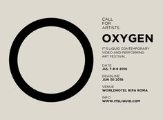 Call for artists: OX