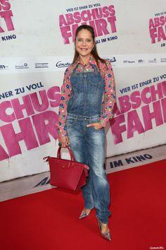 © 2015 Constantin Film Verleih GmbH / Gisela Schober  ABSCHUSSFAHRT PREMIERE am 11. Mai 2015 in München  Doreen Dietel