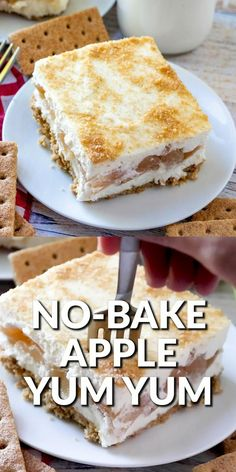 Zumbo Desserts, No Bake Desserts, Easy Desserts, Irish Desserts, Quick Dessert Recipes, Layered Desserts, Apple Recipes, Pumpkin Recipes, Cake Recipes