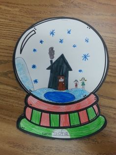 Snow Globe Adventure Story  https://www.teacherspayteachers.com/Product/Snow-Globe-Adventure-Booklet-and-Writing-Activities-1601951