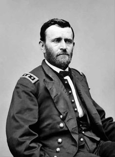 Ulysses S. Grant, was given control over all the US armies and became a national hero after the war. He also served as the 18th president from 1869- 1877