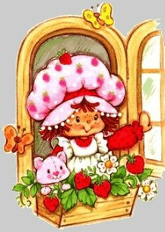 I loved Strawberry Shortcake and all of her friends! Loved my baby doll that blew strawberry scented kisses! Strawberry Shortcake Characters, Vintage Strawberry Shortcake, Dibujos Cute, Rainbow Brite, Holly Hobbie, My Childhood Memories, Sweet Memories, Girl Cakes, Paper Dolls