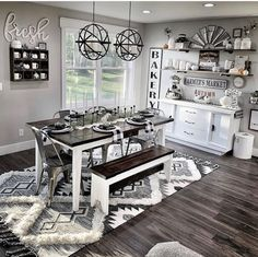 10 Amazing Affordable Rugs for Every Style! farmhouse boho chic modern farmhouse style rugs boutique rugs ten best rugs favorite rugs living room ba… – Art And Home Farmhouse Style Rugs, Modern Farmhouse Decor, City Farmhouse, Farmhouse Dining Room Rug, Farmhouse Ideas, Rustic Farmhouse, Urban Farmhouse, Farmhouse Style Decorating, Farm House Dinning Room