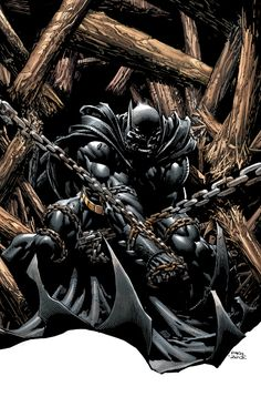 Batman: The Dark Knight #13 by David Finch