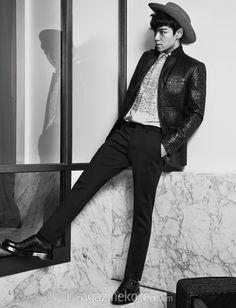 2014.09, Harper's Bazaar, Big Bang, TOP, Choi Seung Hyun