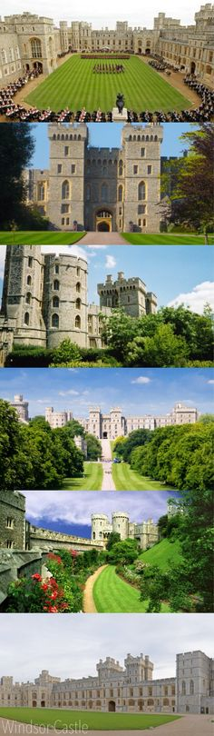 England Windsor Castle Birthplace Of Edward III Plantagenet My 18th Great Grandfather