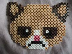 Grumpy Cat by PerlerHime