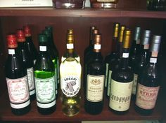 Some great new arrivals at Gowanus Wine Merchants - Dolin Dry & Rouge Vermouth, Cocchi Americano and Torino Vermouths, Cardamaro Amaro (made from Cardoons!) and the lovely Byrrh aperitif