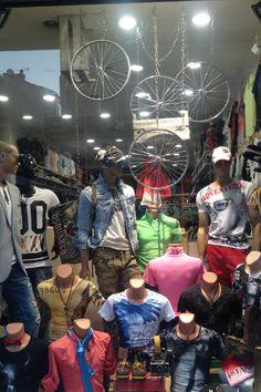 Crazy street wear