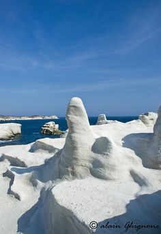 Sarakiniko, Milos, Greece