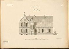 unbekannter Architekt: Reformiertes Pfarrhaus, Insterburg 2