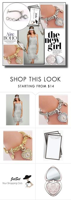 """""""JetSethop  1"""" by k-lole ❤ liked on Polyvore featuring Ben's Garden and Too Faced Cosmetics"""