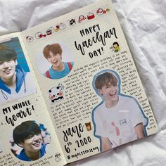 mY ENTRY FOR HAPPY HAECHAN DAY ( aka #mynctzenstory week 4! ) so excited for school to end so i can start journaling and filming again …