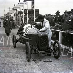 A 1924 Salmson.