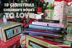 10 Christmas Children's Books to Love!