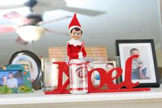 Tons of Elf on the Shelve Ideas
