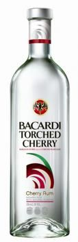 Bacardi Torched Cherry Rum...Great with lemonade ~Cherry Torchade~