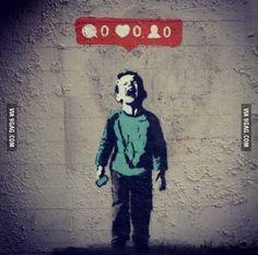 Generation of social media
