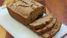 Make this healthy banana bread recipe and enjoy a slice or two of the best banana bread you've ever had. This easy banana bread recipe will be a family fav!