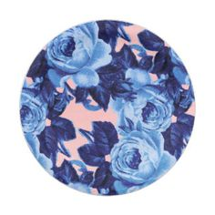 Floral Paper Plates Party Supply 7 Inch Paper Plate