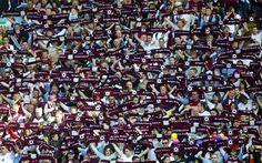 Should We Be Worried? Villa Park, Aston Villa, No Worries, City Photo, Fans, People, Followers, People Illustration, Folk