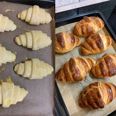 Croissant, Bread, Food, Brot, Essen, Crescent Roll, Baking, Meals, Breads