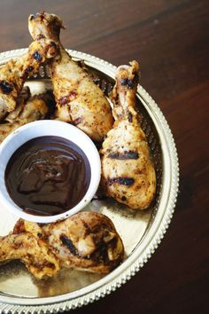How to make barbeque chicken