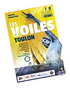 Les voiles de Toulon. Du 7 au 8 juin 2014 à Toulon.