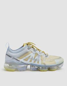 huge selection of 2e78c 8ad81 Nike VaporMax 2019 PRM Sneaker in Celery Metallic Silver
