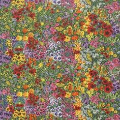 FLORAL FIELDS FABRIC