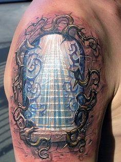 27 Mind blowing tattoos | Dontpokethebear.com