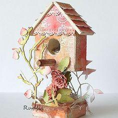 House for birds - Scrapbook.com