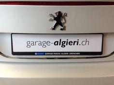 - Schilder für die Angebotsfahrzeuge - Design und Produktion Car Advertising, Flyer, Peugeot, Garage, Logo Design, Advertising, Shop Signs, Carport Garage, Garages