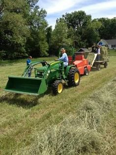 Choose The Right Hay Baler Farm And Garden Grit