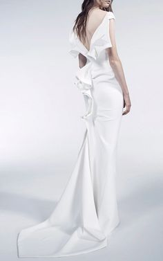 Maticevski Bridal Look 4 on Moda Operandi